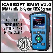 BMM V1.0 for BMW 2 series OBD2 DIAGNOSTIC ENGINE ERROR CODE SCANNER ECU iCarsoft