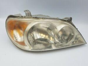 2004 04 Kia Sedona Right Passenger RH Headlight Front Lamp Clear Lens Stock OEM