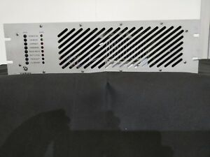 Herley AMT Amplifier 3900-1S 300 Watt 10Mhz-245Mhz for use in NMR/MRI systems
