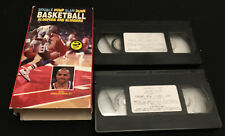 Double Pump Slam Dunk Basketball Bloopers and Blunders (VHS, 2001, 2-Tape Set)