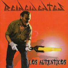 "REINCIDENTES ""LOS AUTENTICOS"" RARE CD / DISCOS SUICIDAS - HILARGI RECORDS - ROCK"