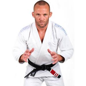 Tatami Fightwear Estilo Black Label BJJ Gi - White/White