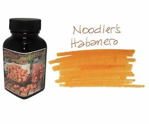 Noodler's Fountain Pen Ink - 3oz Bottle - 19021 - Habanero