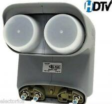 DISH NETWORK TWIN DPP SATELLITE LNB FOR: 110 119 DP PRO 500 with 3rd sat input