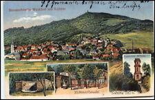 Sommerfrische Kottmar WALDDORF Region Görlitz Sachsen Mehrbildkarte ~1920 gebr.