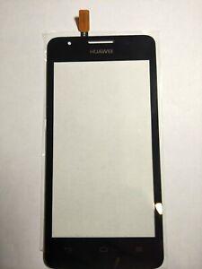 Huawei Ascend G510 G520 G525 U8951 U8951D BLACK Touch Screen Glass Digitizer