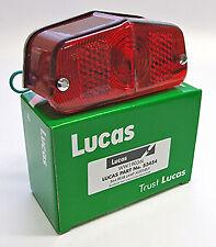 Lucas L564 Rear Lamp 53454 Triumph BSA Norton AMC Motorcycle Tail Light