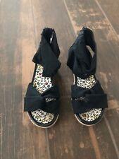 Gap Kids Diane Von Furstenburg Black Sandal Size 3