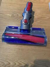 DYSON V6 Fluffy Soft Head Roller Hard Floor Cleaner Brush