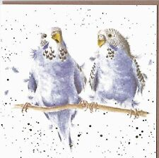 """Country Set Greeting Card by Wrendale Designs """"Date Night"""""""