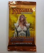 Dragon's Maze Booster Boosterpackung englisch Magic the Gathering MtG