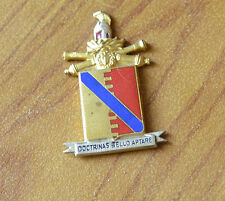 DISTINTIVO LORIOLI POST GUERRA SMALTATO alpini senza spilla ORIGINALE SUBALPINA