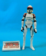 Star Wars The Clone Wars ARF Trooper Republic Scout Speeder Driver 2011 Hasbro