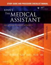 Study Guide and Procedure Checklist Manual for Kinn's the Medical Assistant : An