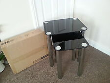 Rectangle Side & End Tables with Flat Pack