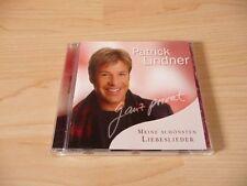 CD Patrick Lindner - Meine schönsten Liebeslieder - Ganz Privat