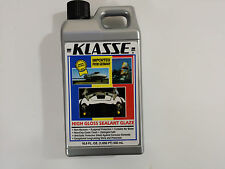 KLG500 Klasse High Gloss 16.9oz High Gloss Sealant Glaze Super-Acrylic