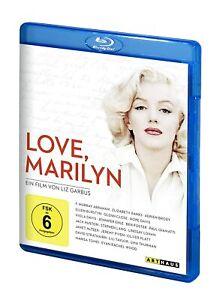 Love, Marilyn (OmU)[Blu-ray/NEU/OVP] Doku, der durch Tagebucheinträge, Briefe un