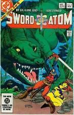 Sword of the Atom # 3 (of 4) (Gil Kane) (USA, 1983)