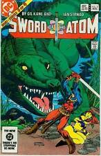 Sword of the Atom # 3 (of 4) (Gil Kane) (états-unis, 1983)