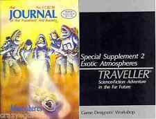 Traveller- Journal of Travellers Aid Society #17 Exotic Atmospheres Sup GDW
