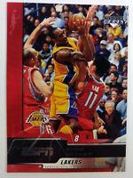2005-06 Upper Deck ESPN Kobe Bryant #38, Los Angeles Lakers, Black Mamba