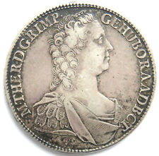 [R1591] Taler 1760 Kremnitz, RDR, Maria Theresia (1740-1780)