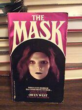 Mask by Owen West (Dean R. Koontz), PB, 1981