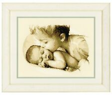 Vervaco-Kit Punto Croce-AMORE FRATERNO-New Baby-PN-0150040