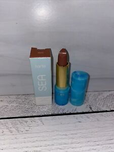Tarte Sea Color Splash Lipstick SIESTA 0.12 OZ NIB