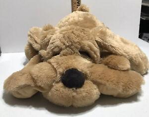 "Gund ""Sleeping Rover"" Dog - Snores, Moves, Talks In His Sleep 13"" Soft & Cuddly"