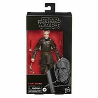 "Star Wars The Black Series ""Count Dooku"" 6-Inch Action Figure - In Stock!"