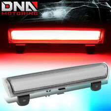 FOR 2000-2006 TAHOE SUBURBAN YUKON 3D LED THIRD TUBE 3RD TAIL BRAKE LIGHT CLEAR