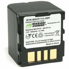 Wasabi Power Battery for JVC BN-VF707, BN-VF714
