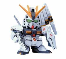 Bandai - BB209 NU Gundam + HSW SD Action Figure Plastic Model Kit