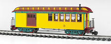 Bachmann 97105 Grizzly Flats Combine W/Full Interior, Lighted, Metal Wheels NEW
