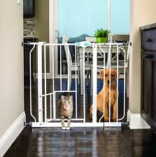 Carlson Extra-Wide Walk-Thru Gate, Pet,Door,Safety,Cage,Fence,Security,Dog, Cat