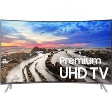 "Samsung Led Un55Mu8500 55"" Curved Smart Tv 4K Ultra Hd 2160p 240Hz Uhd 8 Series"