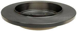 Rr Disc Brake Rotor ACDelco Advantage 18A550A