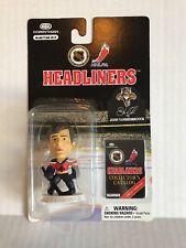 NHL CORINTHIAN HEADLINERS JOHN VANBIESBROUK FIGURE FLORIDA PANTHERS