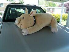 """Giant plush stuffed Pig 35""""L"""