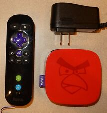 Roku 2 XS Digital HD Media Streamer Angry Birds Edition W Remote