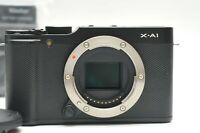 FUJIFILM X-A1 Mirrorless Digital Camera 16.3 megapixel Wi-Fi