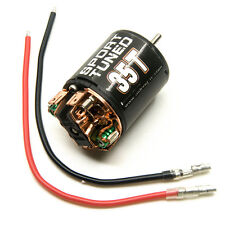 RC 35T RS-540 Sport Tuned Brushed Electric Motor For 1/10 RC Rock Crawler Cars