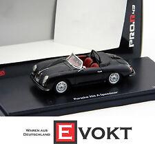 Schuco Porsche 356 A Speedster Cabriolet Model Car 1:43 Genuine New Best Gift