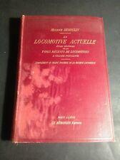 Trains - SNCB - Demoulin Maurice - La Locomotive Actuelle - Béranger 1906 - B20