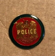 The Police Pin May You Be With The Police Pin Back