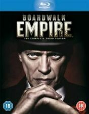 Boardwalk Empire Complete Season 3 Blu-ray 5 Discs Steve Buscemi UK Release Regi