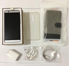 ZTE Axon 7 Mini Dual SIM Unlocked Smartphone With 2 Cases.
