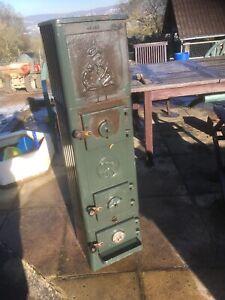 Jotul 505 damaged enamel, very good Inside,